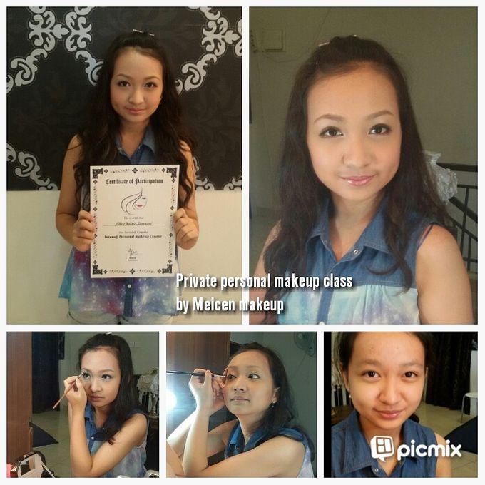 Kursus makeup by Xin-Ai Bride - 002