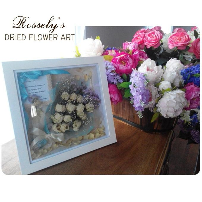 Dried Flower by Rossely's Florist - 004