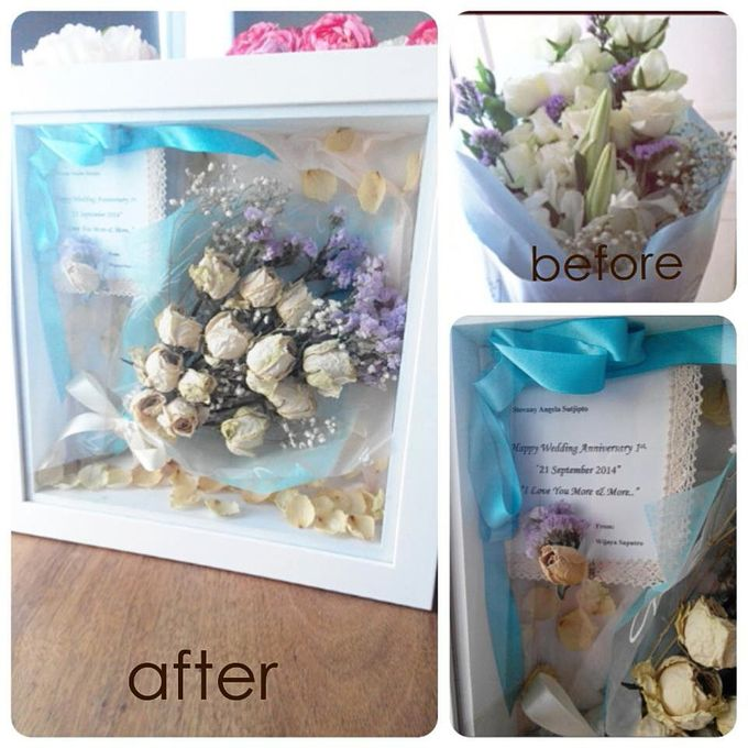 Dried Flower by Rossely's Florist - 005