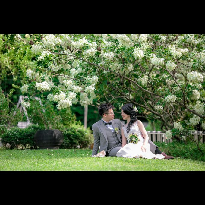 Wedding Actual day by Star Glamour Artistry Pte Ltd - 010