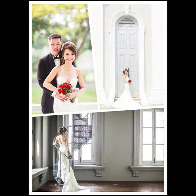 Wedding Actual day by Star Glamour Artistry Pte Ltd - 008