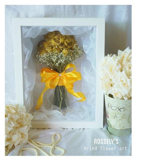 Dried Flower by Rossely's Florist - 006