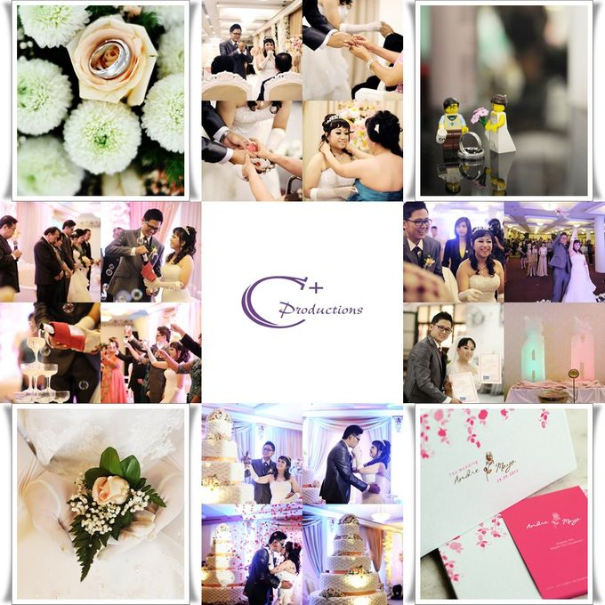 The Weding Andre & Maya by C+ Productions - 001