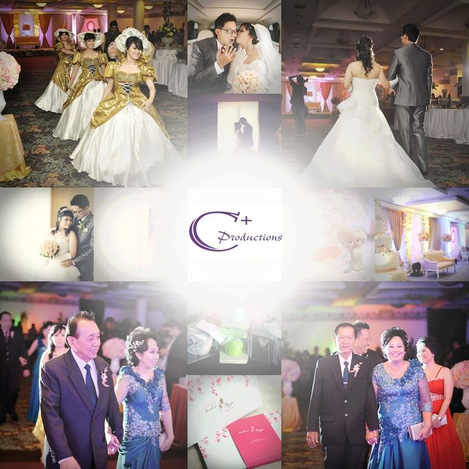 The Weding Andre & Maya by C+ Productions - 002