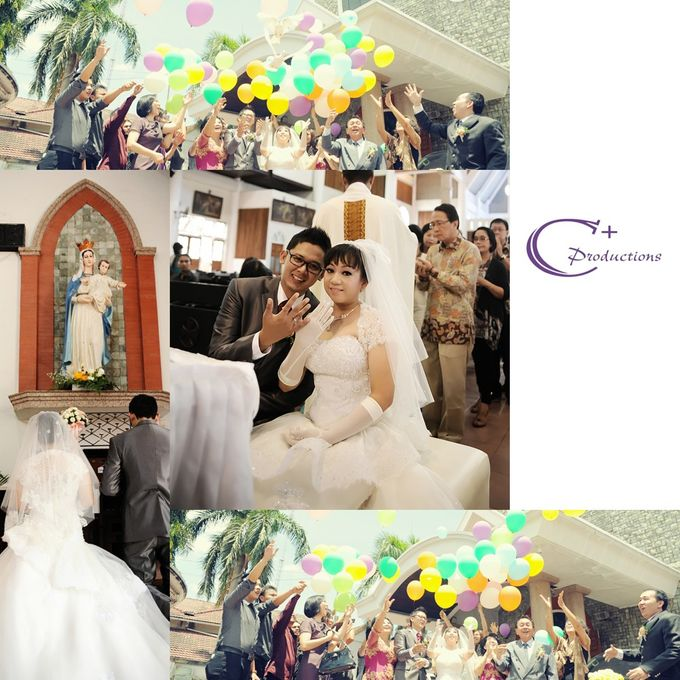 The Weding Andre & Maya by C+ Productions - 003