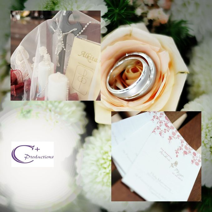 The Weding Andre & Maya by C+ Productions - 005