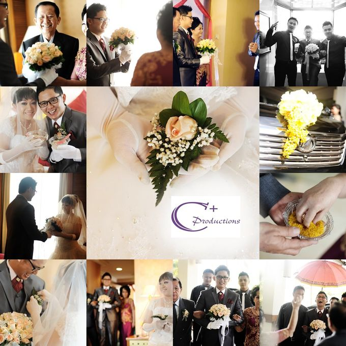 The Weding Andre & Maya by C+ Productions - 006