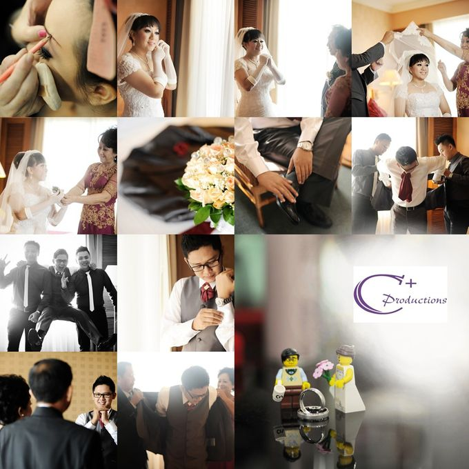The Weding Andre & Maya by C+ Productions - 007