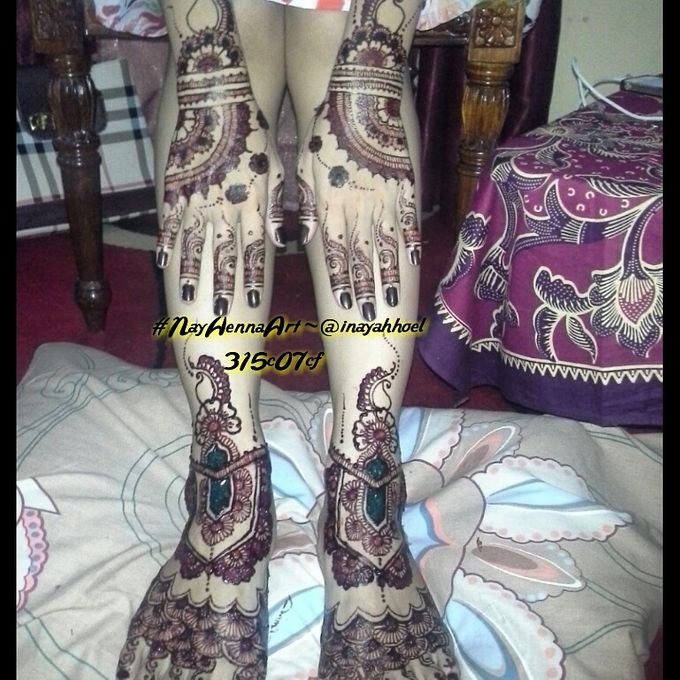 Nay Henna Art by Nay Henna Art - 015