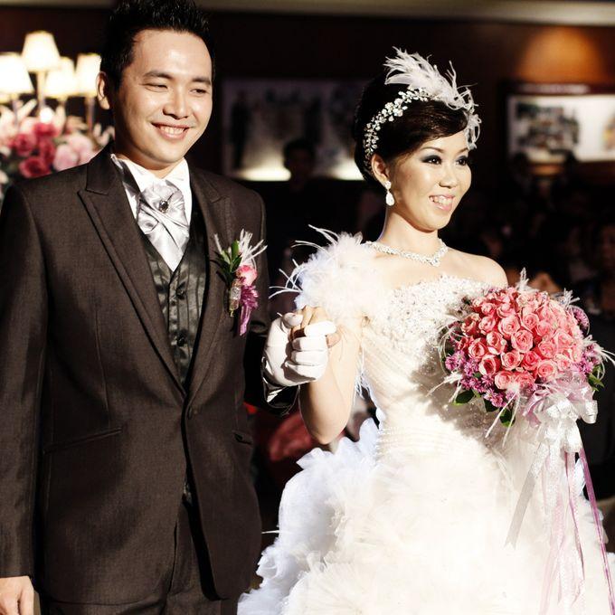 The Wedding Fendy & Ninik by C+ Productions - 004