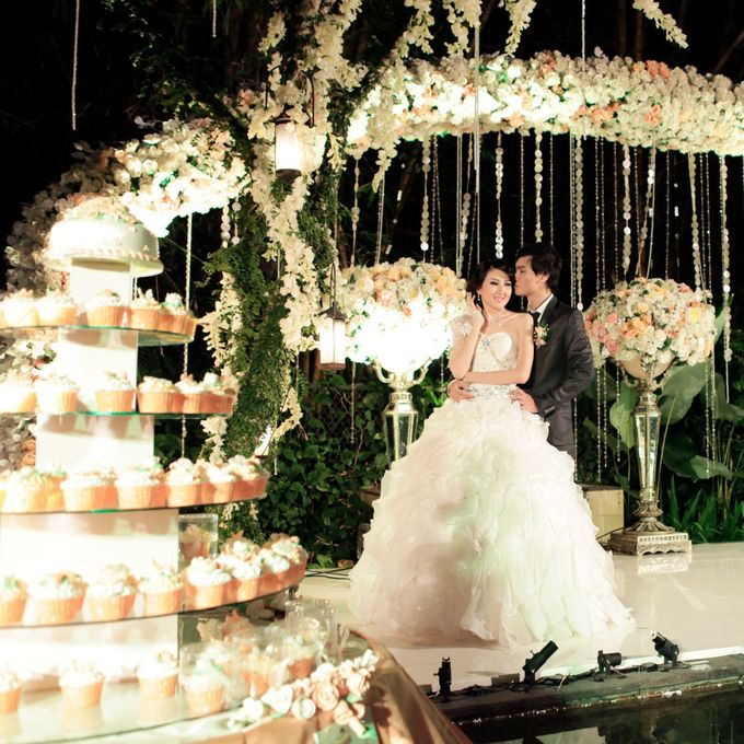The Wedding of Arya & Tansy by C+ Productions - 001