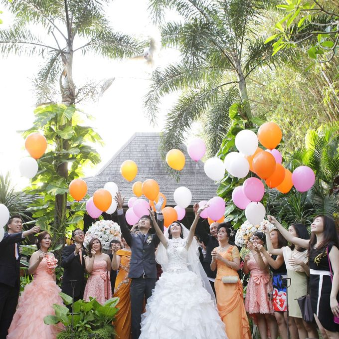 The Wedding of Arya & Tansy by C+ Productions - 008