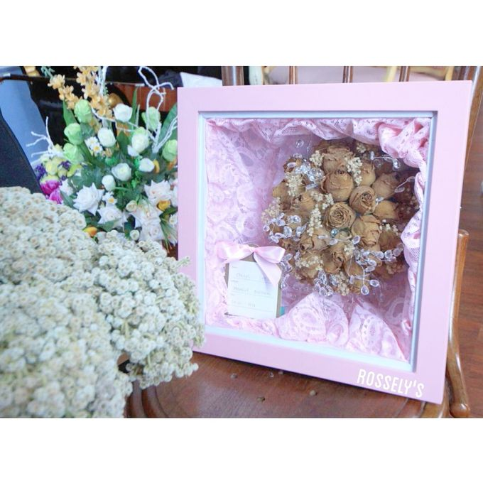 Dried Flower by Rossely's Florist - 007