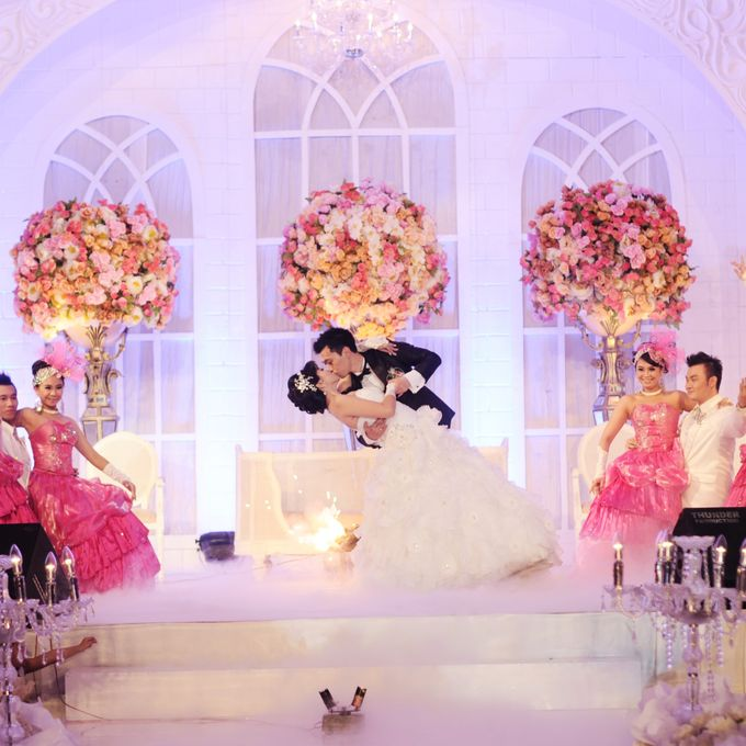 The Wedding of Hendri and Liza by C+ Productions - 003