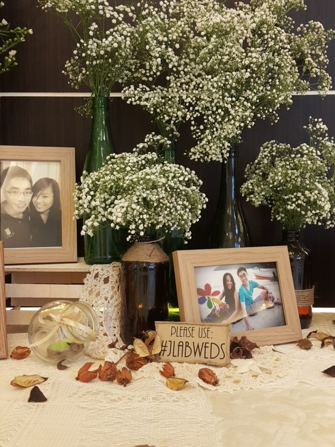 Loving Rustic Wedding Reception by The Next Chapter - 008
