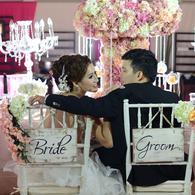 The Wedding of Nicho and Steffie by C+ Productions - 001