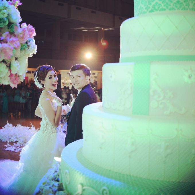 The Wedding of Nicho and Steffie by C+ Productions - 005