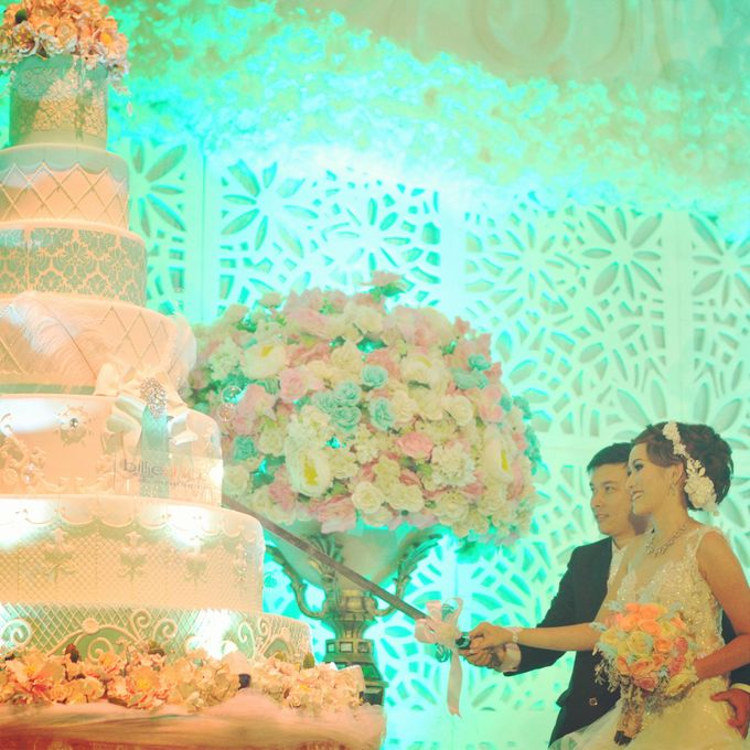 The Wedding of Nicho and Steffie by C+ Productions - 006