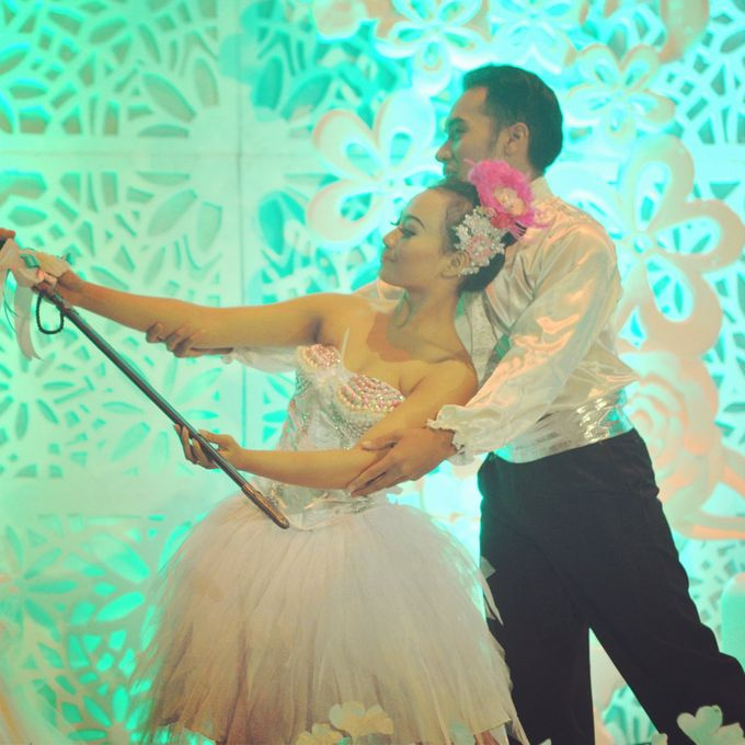 The Wedding of Nicho and Steffie by C+ Productions - 007