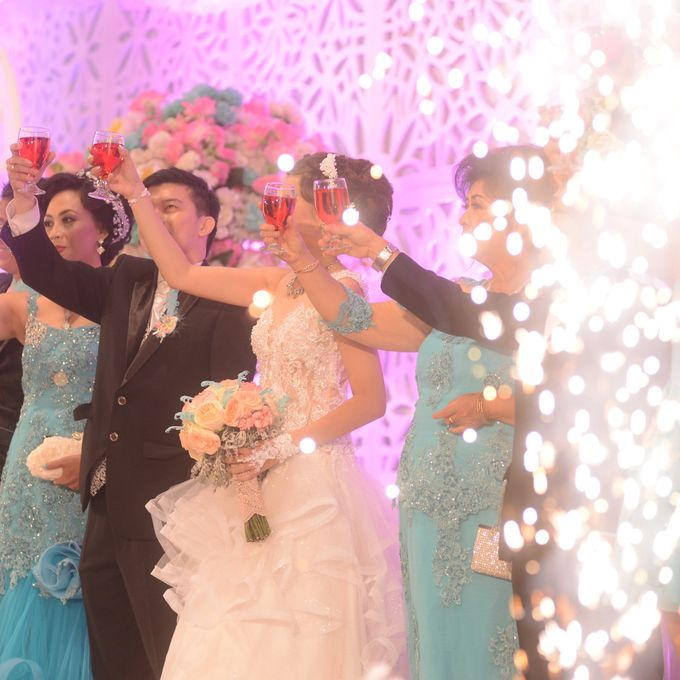 The Wedding of Nicho and Steffie by C+ Productions - 008