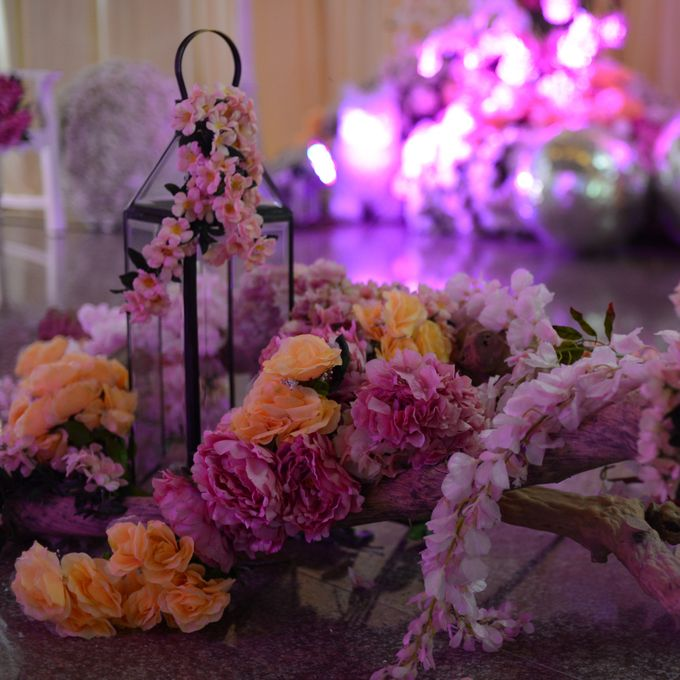 The Wedding of Nicho and Steffie by C+ Productions - 011