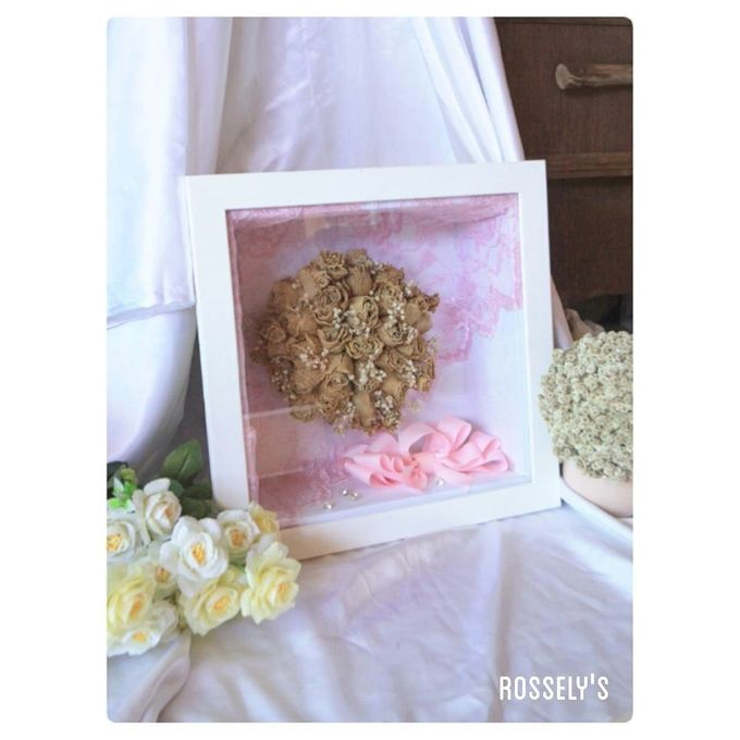 Dried Flower by Rossely's Florist - 002