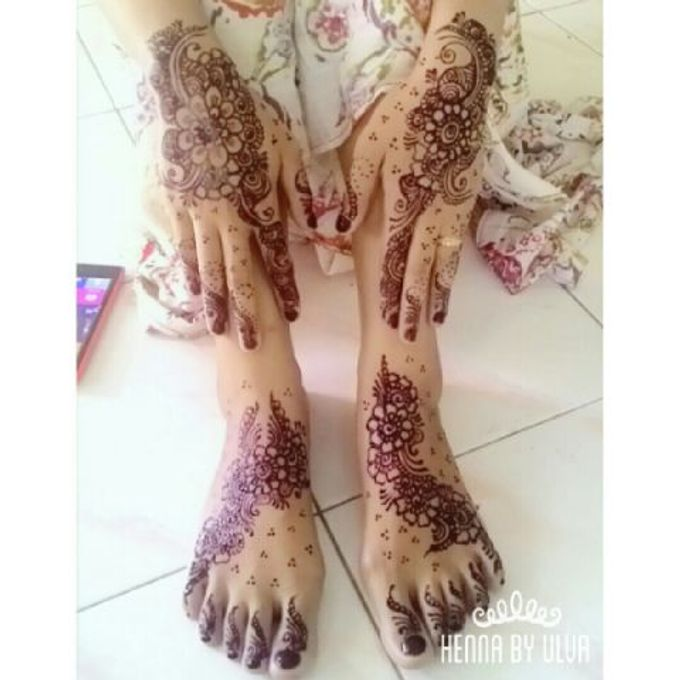 Henna by Ulva by Henna By Ulva - 012