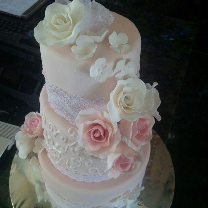 Wedding Cake by W organizer - 006