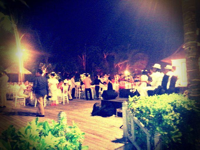 Wedding of Gilbert Ng & Diane Xo by NEXTBEAT BAND BALI - 003
