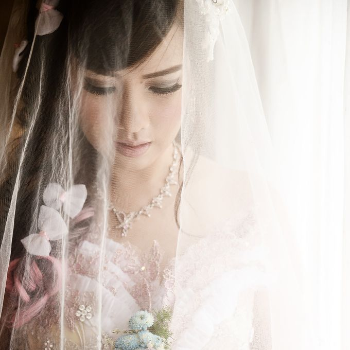 The Wedding of Lukman & Tika by C+ Productions - 007