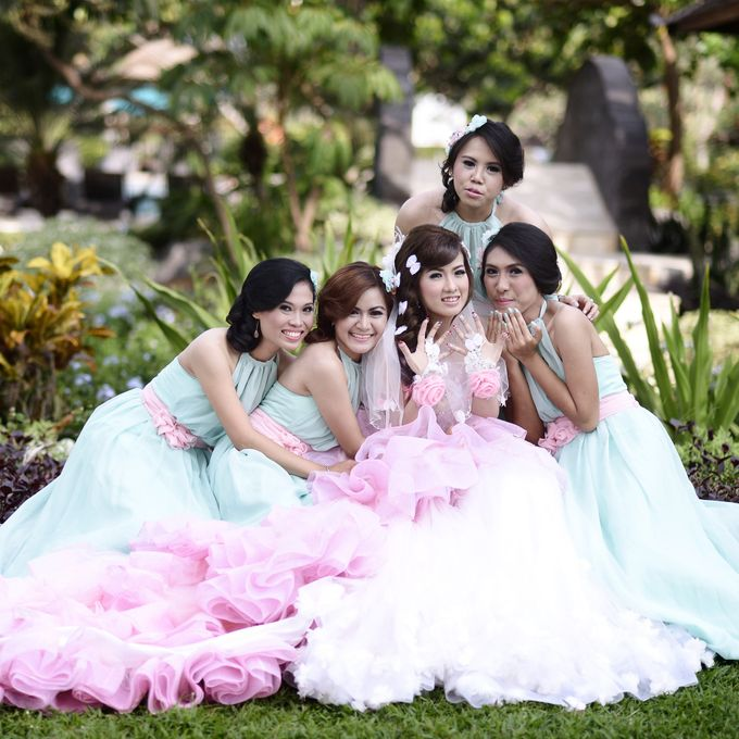 The Wedding of Lukman & Tika by C+ Productions - 001