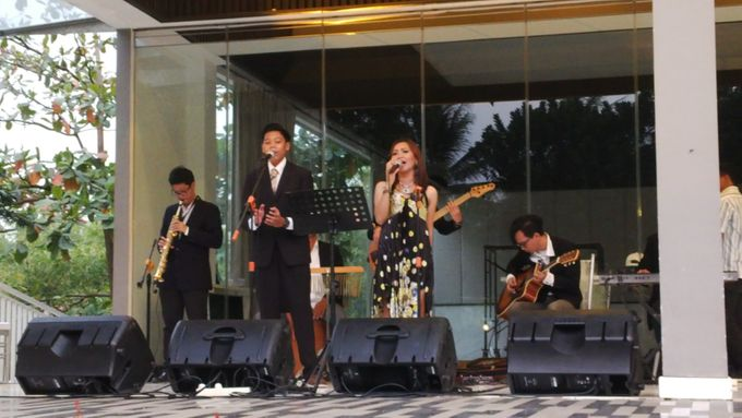 Ganggar and Mayang Wedding by Monica Music Entertainment - 019