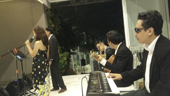 Ganggar and Mayang Wedding by Monica Music Entertainment - 021