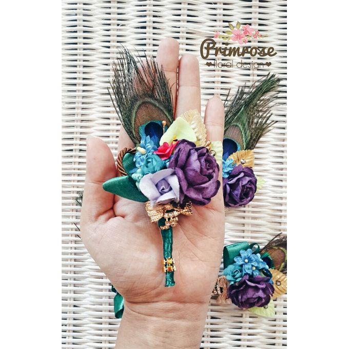 Boutonniere & Corsage by Primrose Floral Design - 008