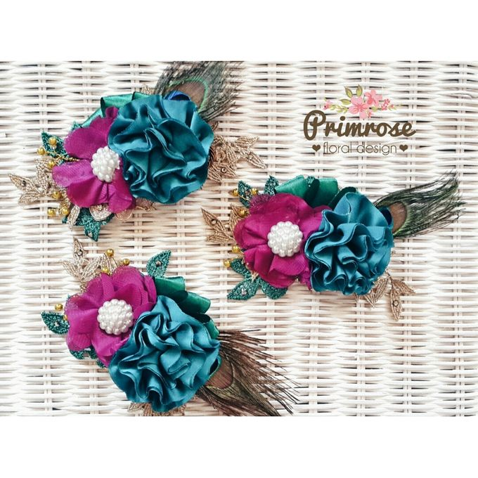 Wedding Accessories by Primrose Floral Design - 015
