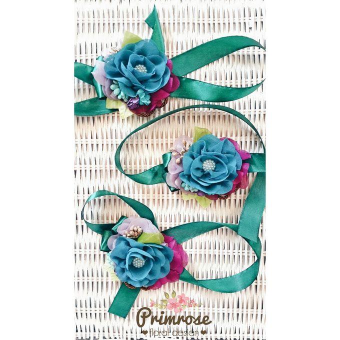 Boutonniere & Corsage by Primrose Floral Design - 009