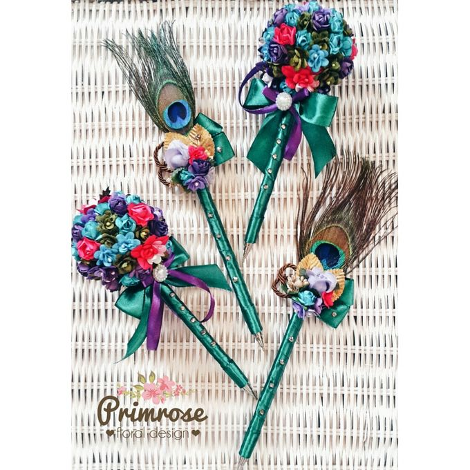 Wedding Accessories by Primrose Floral Design - 016