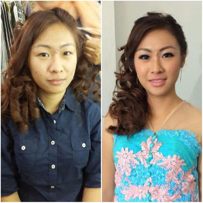 Petra Graduation Makeup 28 and 29 august 2015 by Xinxin Make Up - 003