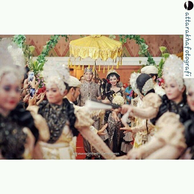 The Wedding of Novi & Adit by N'Den Salon & Wedding Organizer - 009