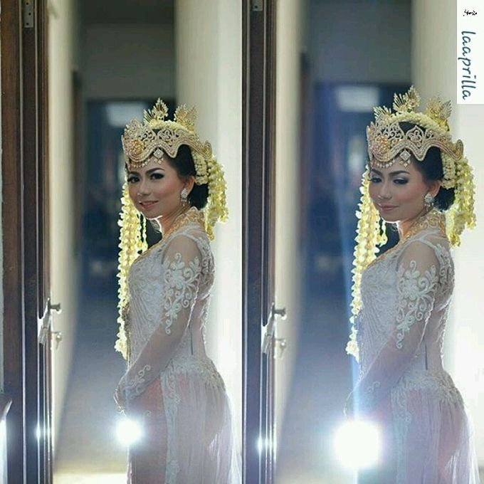 The Wedding of Gina & Teddy by N'Den Salon & Wedding Organizer - 006