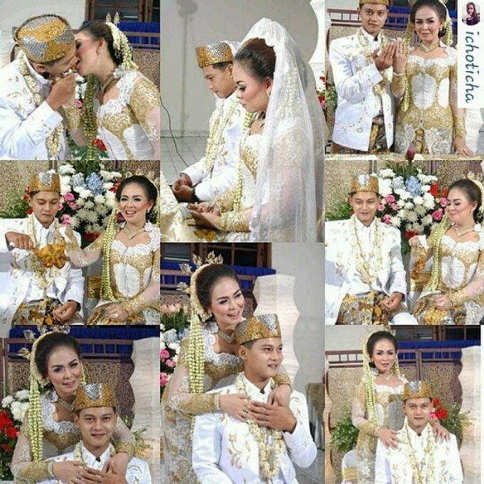 The Wedding of Resha & Fahri by N'Den Salon & Wedding Organizer - 003