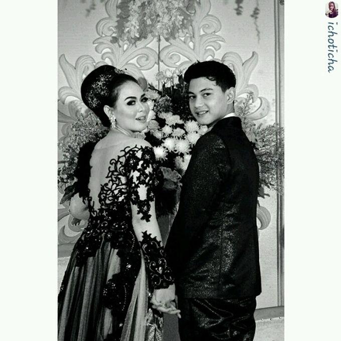 The Wedding of Resha & Fahri by N'Den Salon & Wedding Organizer - 001