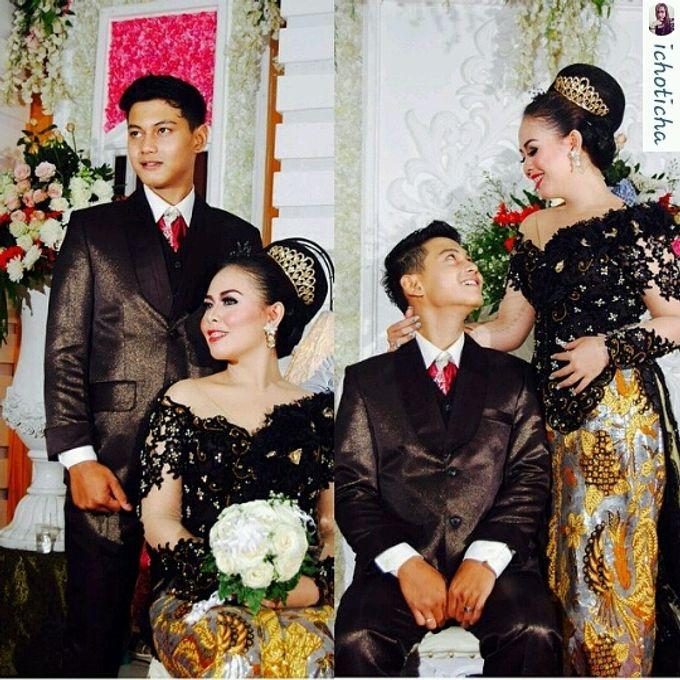 The Wedding of Resha & Fahri by N'Den Salon & Wedding Organizer - 002
