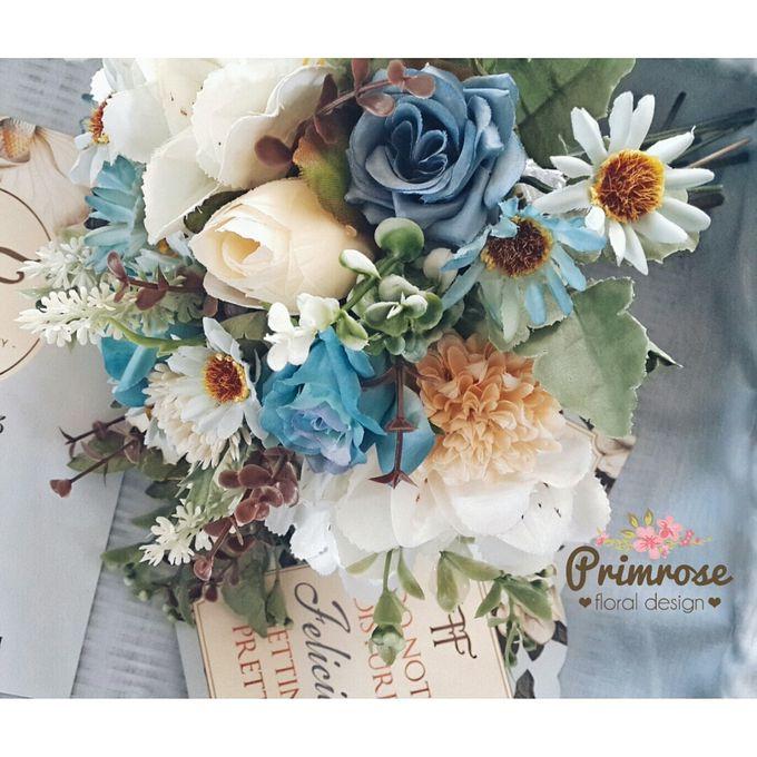 Wedding Bouquet - Handbouquet by Primrose Floral Design - 011