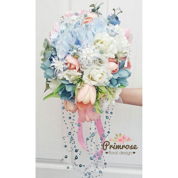 Wedding Bouquet - Handbouquet by Primrose Floral Design - 009