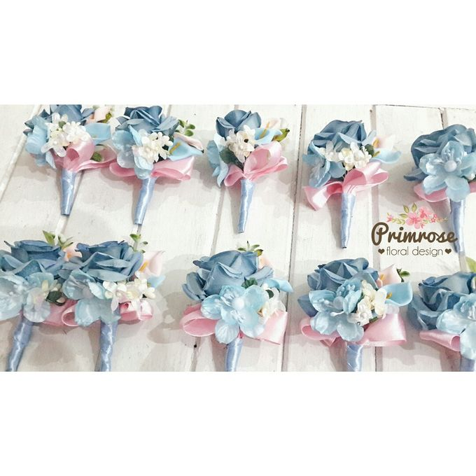 Boutonniere & Corsage by Primrose Floral Design - 012