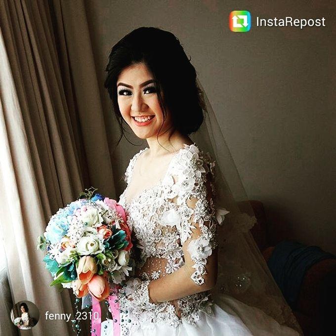Wedding Bouquet - Handbouquet by Primrose Floral Design - 010