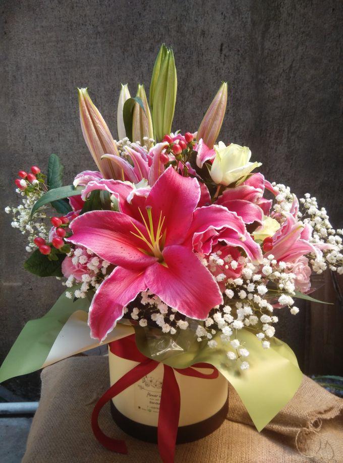 Flower Inc Bucket Arrangement by Flower Inc. - 002