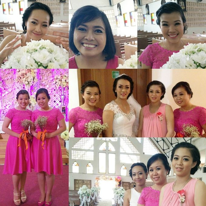Wedding Makeup by Dhea Arway Makeup Artist - 002