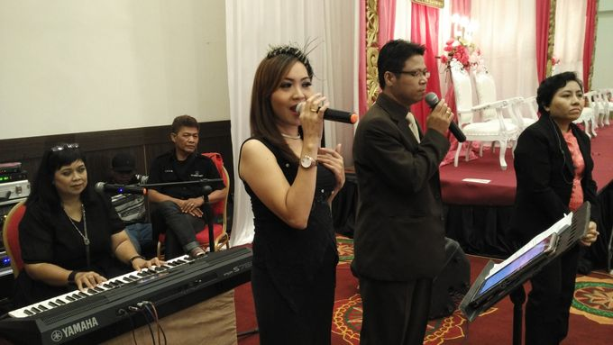 Lucky and Fanny Wedding by Monica Music Entertainment - 002